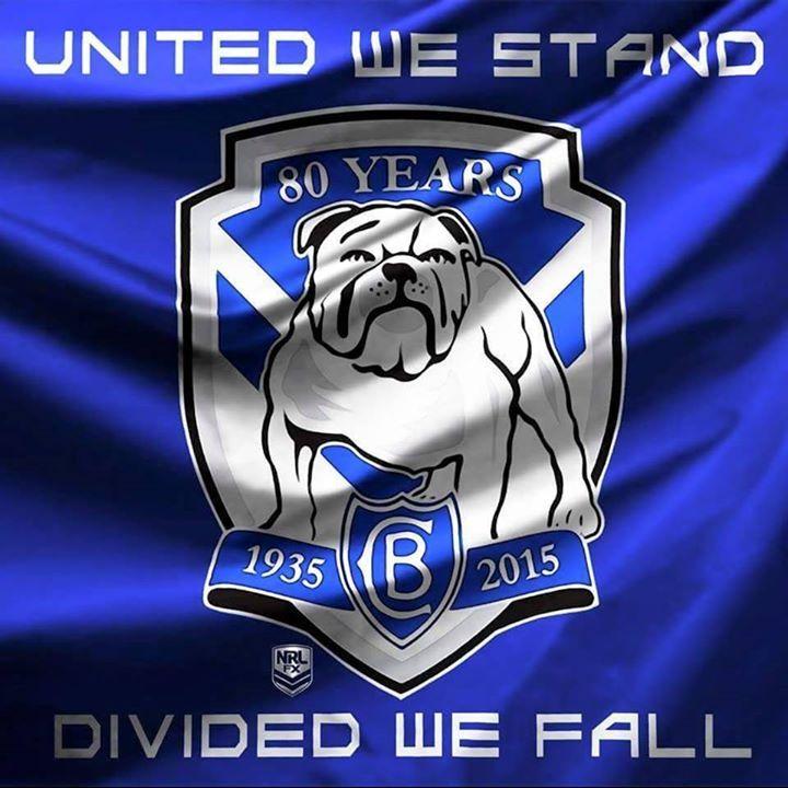 To my beloved Canterbury-Bankstown Bulldogs