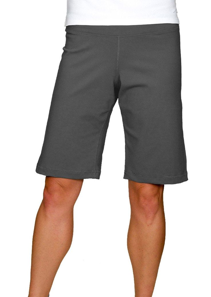 The Baja Short - Women's Knee Length Running / Athletic / Workout Shorts, Made in the USA