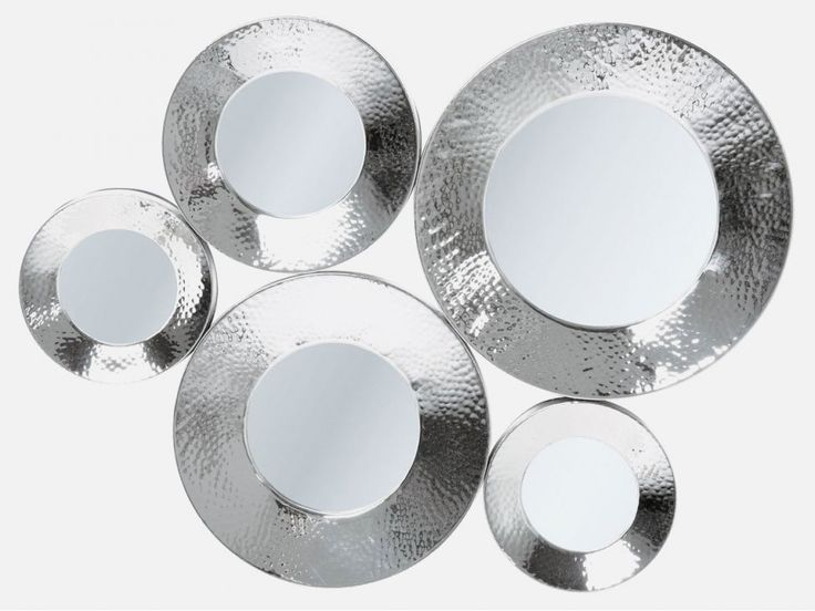 Lustro Circoli I — Lustra — KARE® Design  539 pln 62x46 cm