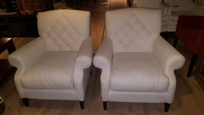 ROFRA Home Factory Outlet | Chair | Fauteuil | White | Wit