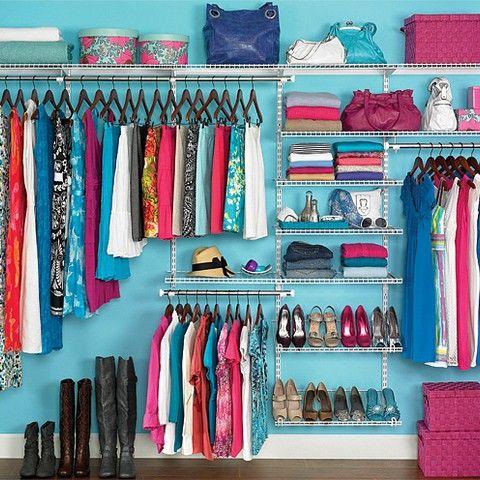 Como organizar tu ropa