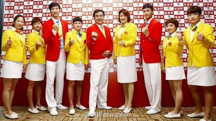 China        Dress to Impress: Rio Olympics the teams' uniforms. ... 41  PHOTOS        ... What the leading athletes in Rio will be wearing? Look at the photos        Posted from:          http://softfern.com/NewsDtls.aspx?id=1108&catgry=3            #Rio Olympics, #designers, #Rio Olympics the teams' uniforms, #Fashion, #uniforms, #SoftFern Sport News, #uniform, #SoftFern News