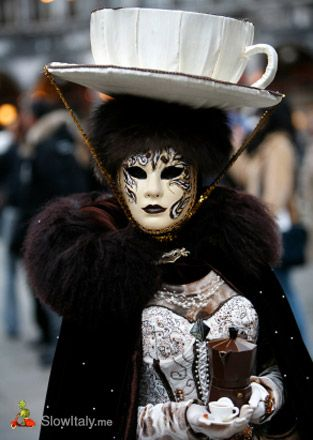 Carnival Masks History | Carnival of Venice: history and meaning of the different types of ...