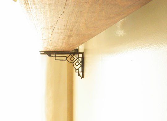 8 Best Images About Vintage Shelving Brackets On Pinterest