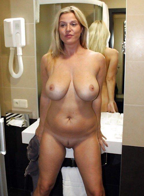 Granny Caught Naked