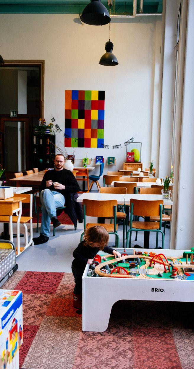 Koffie drinken- De Kleine Kapitein- Rotterdam- http://www.mylucie.com
