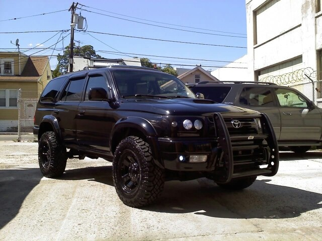 One Day Black Betty Will Look Like This Original 4runner