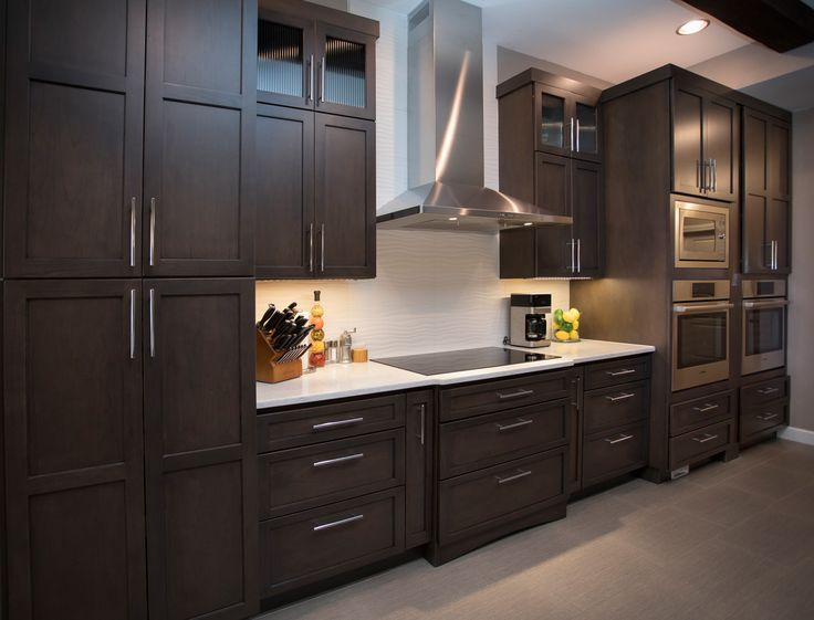 106 Best Kitchens Dark Brown Images On Pinterest
