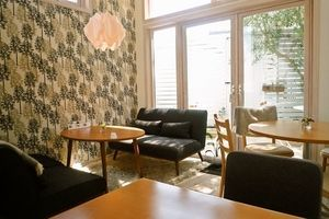 千葉・佐倉のCafé Sucre、北欧