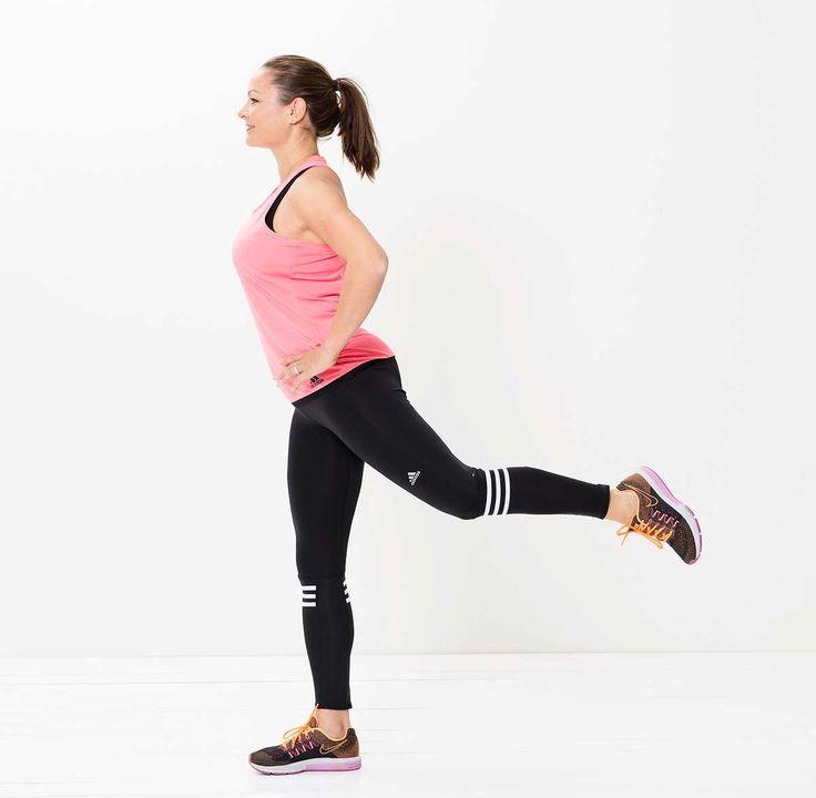 Nämä ovat tehokkaimmat askelkyykyt – lisää heti treeniohjelmaasi