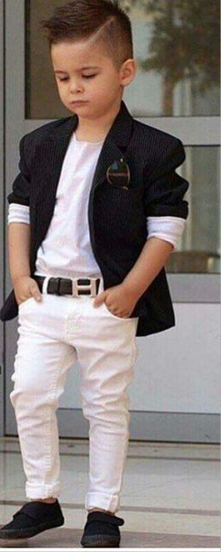 Adorable preppy style for little boys