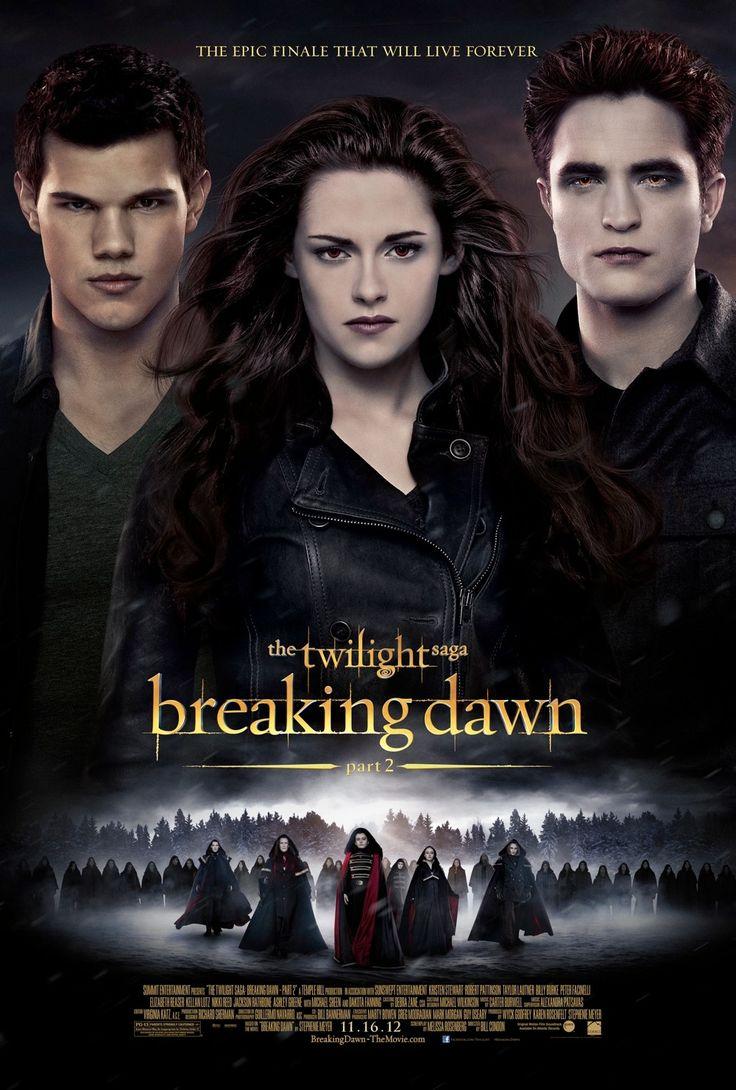 Twilight  breaking dawn part  2 | The Twilight Saga: Breaking Dawn - Part 2 | PARISCINE