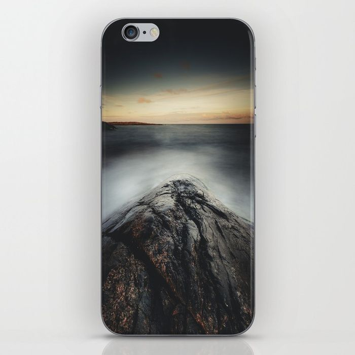 I´m a collider iPhone & iPod Skin by HappyMelvin | Society6