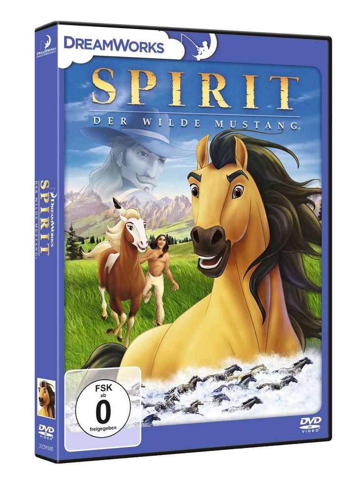 spirit  der wilde mustang dvd der spirit wilde