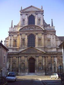 Abbaye des Prémontrés de Pont-à-Mousson — Wikipédia