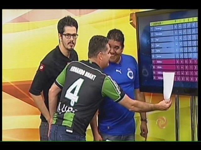 Veja a classificação do Campeonato Brasileiro