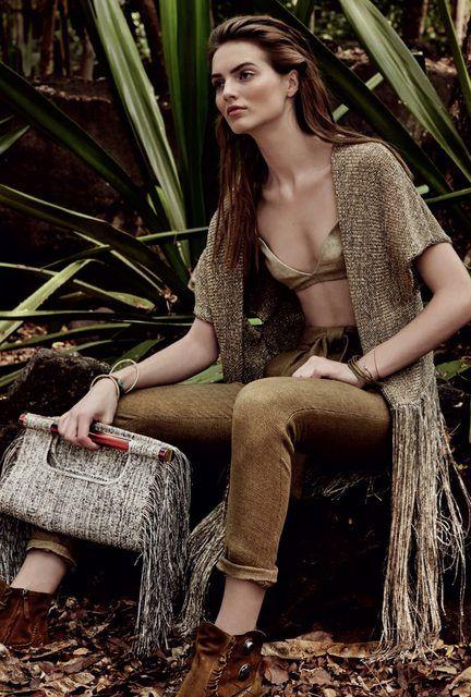 Vogue Rusia Abril 2015 - Natasha Poly por Txema Yeste - Magazines - Men Couture