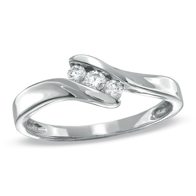 Tiffany's promise ring