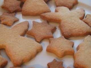Les petits biscuits de Noël à la cannelle