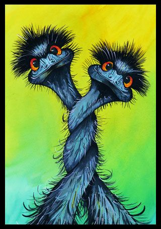 Stunned Emu Designs - Wendy Binks