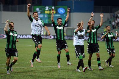 Qualificazioni Europa League Stella Rossa-Sassuolo  il tabellino del match