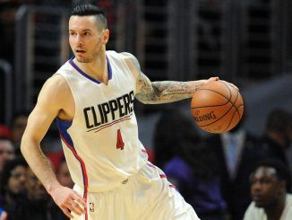 J.J. Redick and Amir Johnson to the Philadelphia 76ers. Jrue Holiday staying with the New Orleans Pelicans. Jose Calderon to the Cleveland Cavaliers. NBA players. NBA news