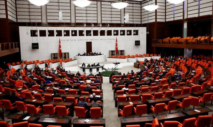 #world #news Turkish parliament approves presidential system, paving way for referendum