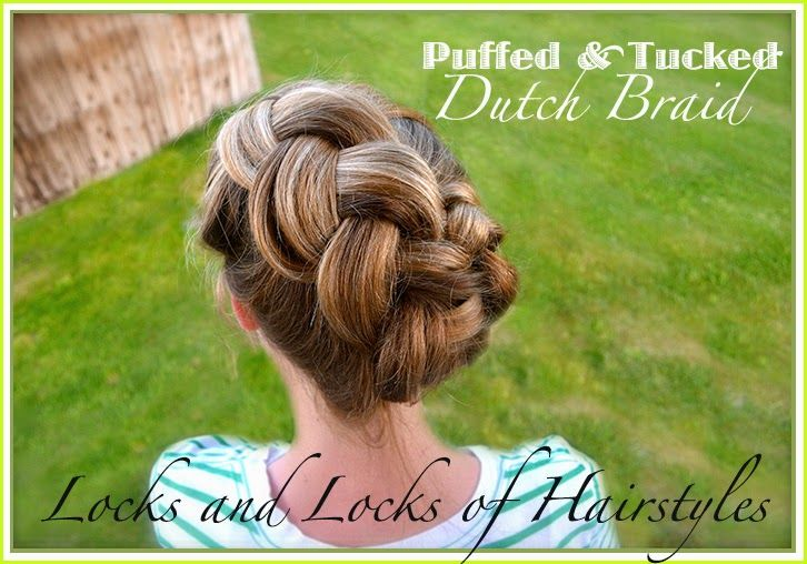 learn to do an inside out french braid or dutch french braid.  Braided hairstyles