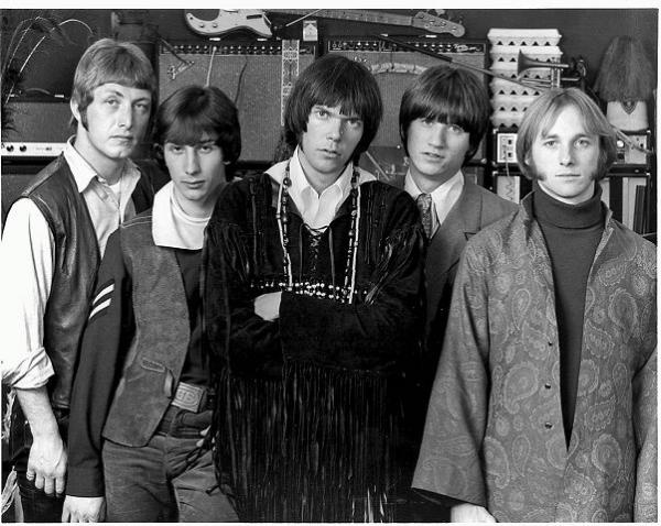 Buffalo Springfield was an American-Canadian band,a springboard for the careers…