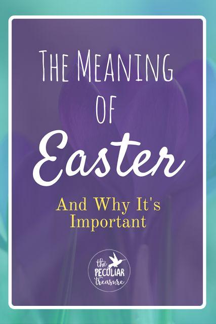 1000+ Ideen zu Easter Meaning auf Pinterest | Kirche für Kinder ...
