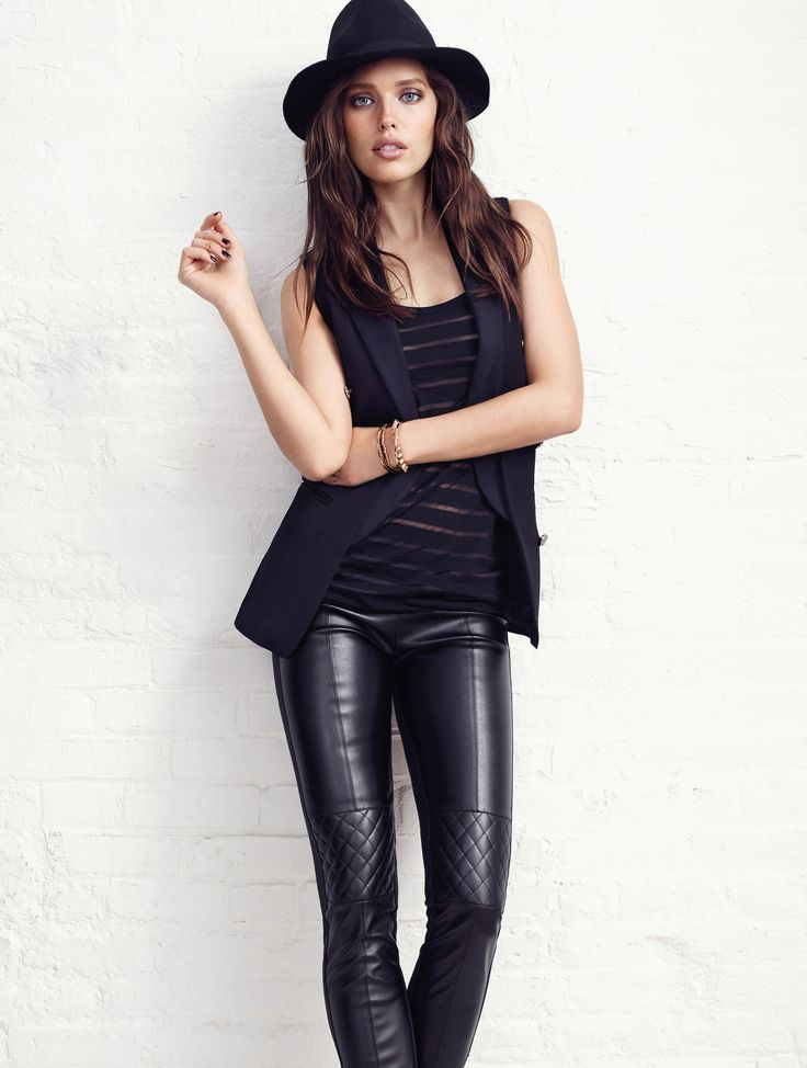 Emily Didonato for Calzedonia FW2014 collection