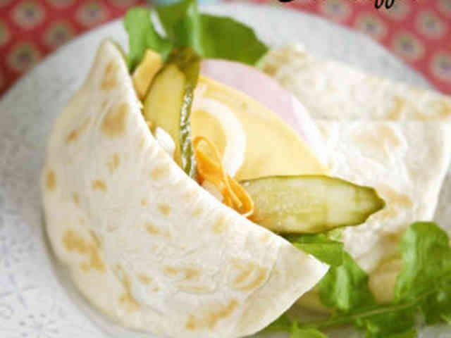 フライパンで簡単♡ピタパンの画像