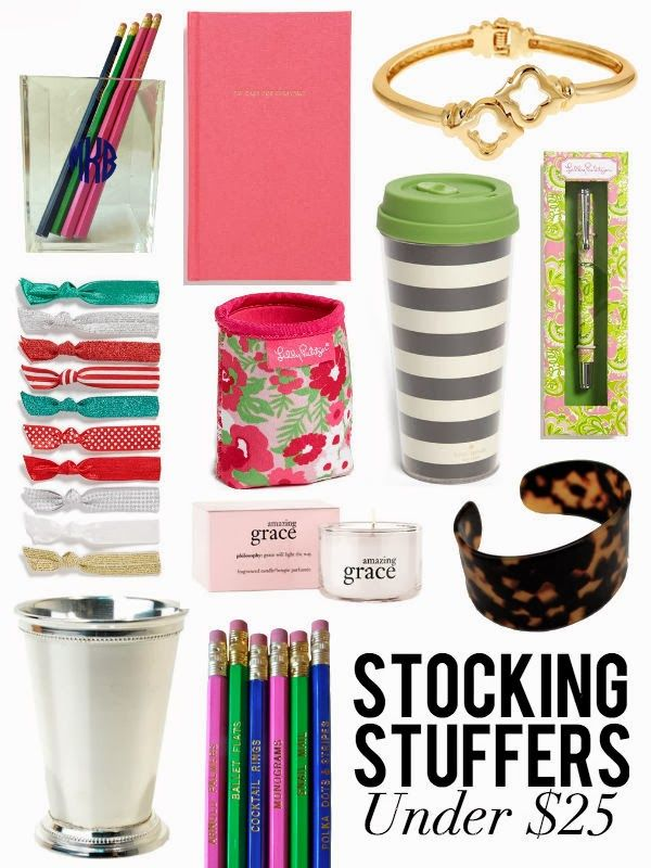 Xmas Ideas For Her Part - 33: Stocking Stuffers For Her Under $25. Christmas ...