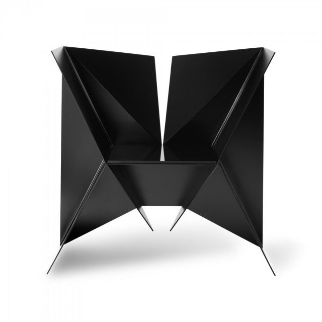 T05-AC Armchair by Nova Obiecta/ lucecurated x Qrator