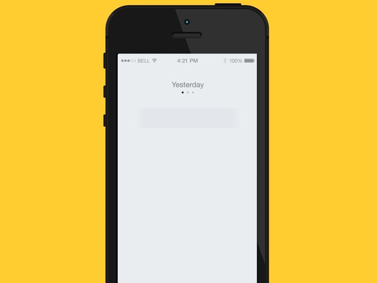 User Interface Interactions & Animations #UI