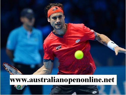 David Ferrer vs Omar Jasika live