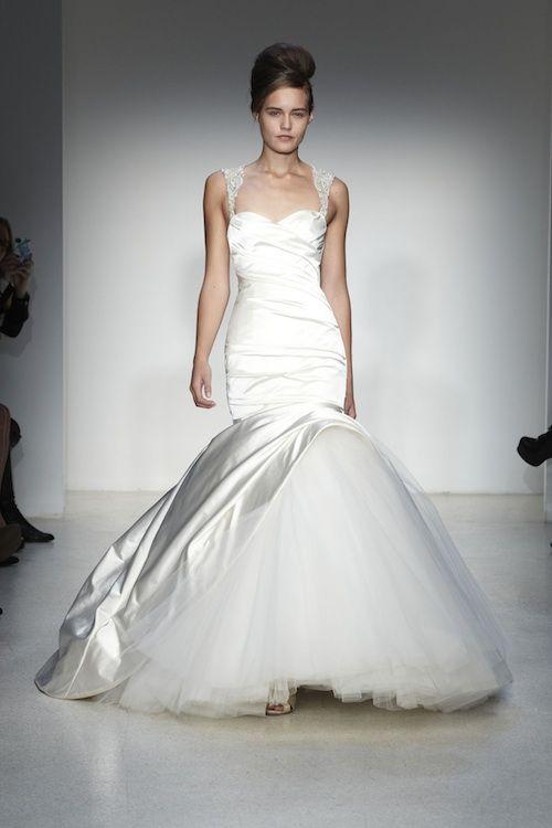 """kenneth pool wedding gowns   Kenneth Pool Fall 2013 """"Opulent Siren"""" Wedding Dresses   New York ..."""