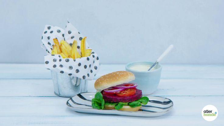 Omdat er niets boven een portie friet mét mayo gaat: mayonaise voor vegan foodies! - Vegan mayonaise - Recept - Allerhande