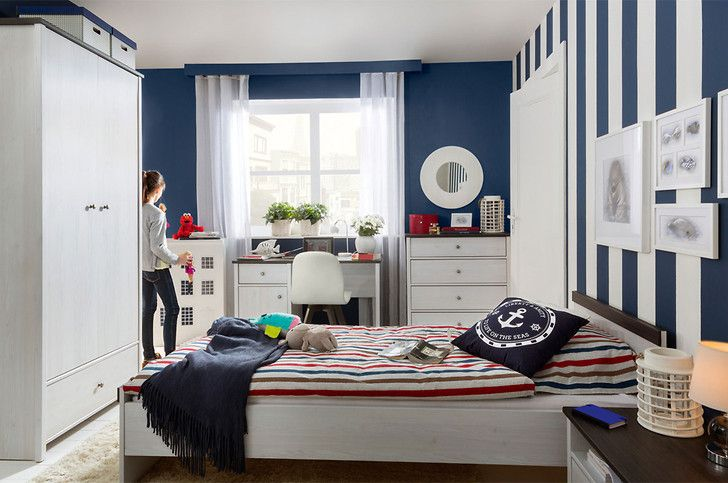 Porto #room #children #inspiration #idea #decoration #meble #furniture #student