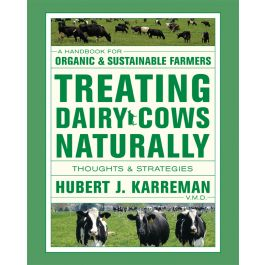 Drawing upon veterinary treatments from the days before synthetic pharmaceuticals, and tempering them with modern knowledge and clinical experience, Dr. Karreman bridges the world of natural treatments with life in the barn in a rational and easy to understand way.