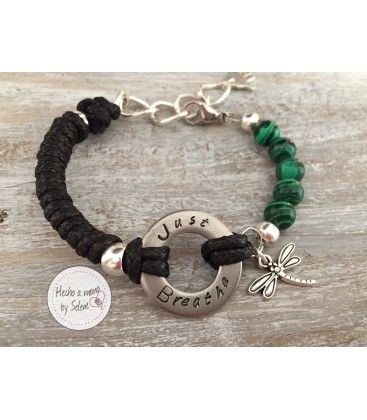 Pulsera Iza Just Breathe