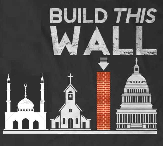 Build This Wall Atheist Memes