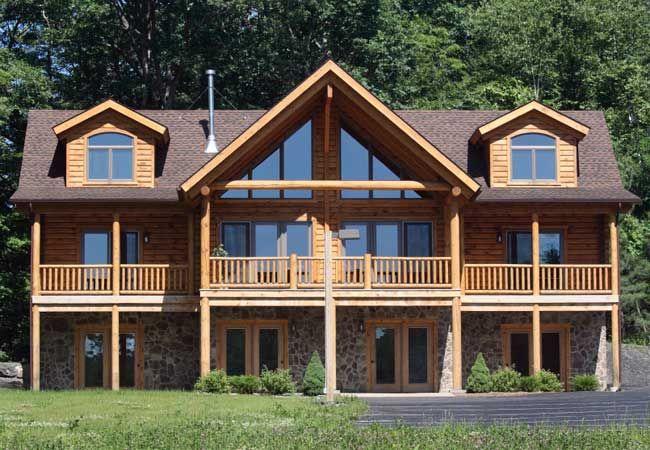 Log Modular Home