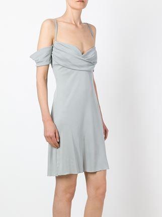 Romeo Gigli Vintage off-the-shoulder dress