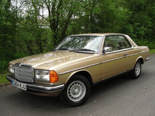 Mercedes-Benz 1981 280 CE Coupe - gorgeous! This was my car for 17 yrs. I just had different wheels.