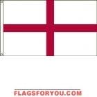 High Wind, US Made St. Georgia Cross Flag 4x6