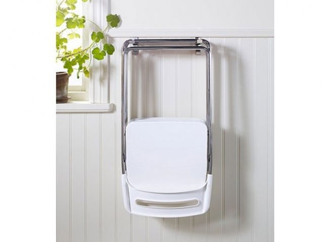 Rangement chaise pliante ikea