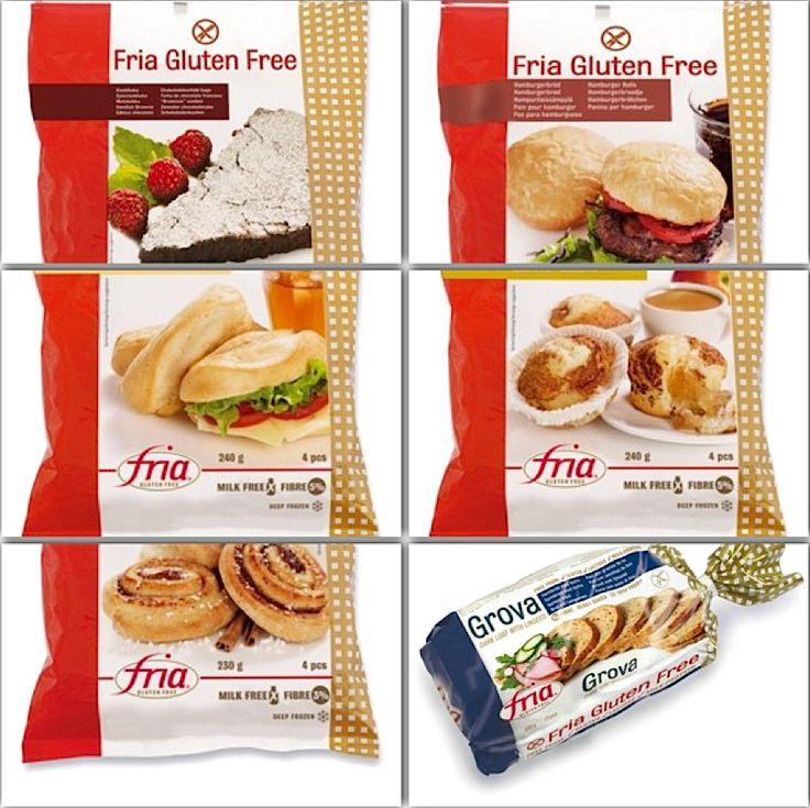 Hallo Deutschland! Die Produkte von Fria sind jetzt bei @tegut zu finden. Ab Ende Januar sind folgende Produkte erhältlich: Grova - #Brot mit Leinsamen, Baguette #Brötchen, #Hamburgerbrötchen, #Zimtschnecken, #ApfelMuffins und #Schokoladenkuchen. Ein Auswahl von den Fria-Produkten sind auch bei #Senzo in Kiel und bei #Querfood in Putzbrun zu kaufen. Weitere Informationen finden Sie auf unserer Website: http://www.fria.se/de Heir klicken für Händler in Deutschland…