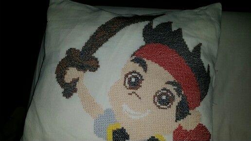 Almohada de jake the pirate