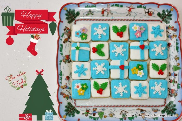 The Miss Tools: Decorated Cookies